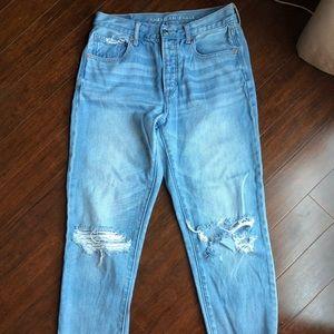 AE mom jean style!